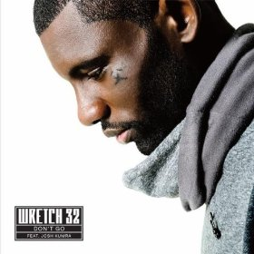 Wretch 32 featuring Josh Kumra — Don't Go (studio acapella)