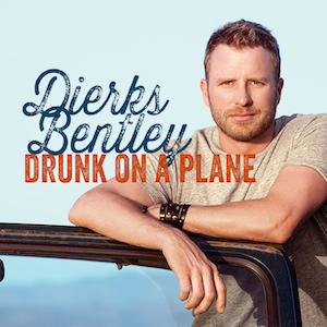 Dierks Bentley — Drunk on a Plane (studio acapella)