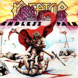 <i>Endless Pain</i> 1985 studio album by Kreator