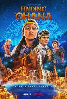 Finding 'Ohana 2021 USA Jude Weng Kea Peahu Alex Aiono Lindsay Watson  Action, Adventure, Comedy