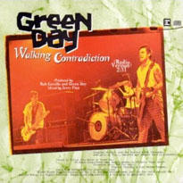 Walking Contradiction 1996 single by Green Day