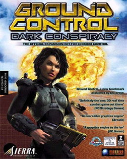 Download Game Ground Control Dark Conspiracy