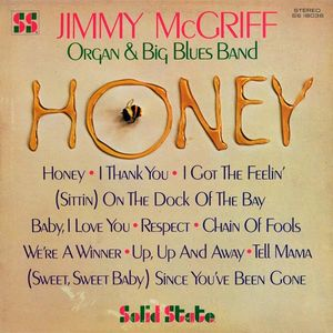 Jimmy McGriff Blues Band The Worm