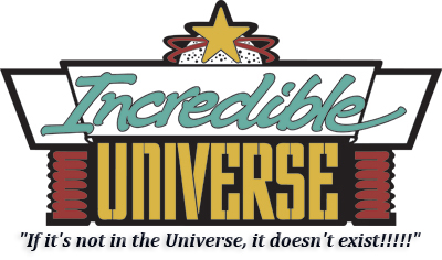 Incredible Universe Wikipedia
