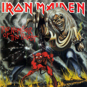 <i>The Number of the Beast</i> (album) 1982 studio album by Iron Maiden