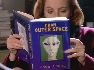 Jose chung 39 s from outer space wikipedia for From outer space