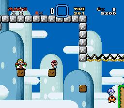 <i>Kaizo Mario World</i> ROM hack series