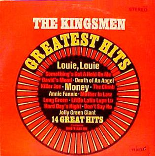 <i>The Kingsmen Greatest Hits</i> album by The Kingsmen