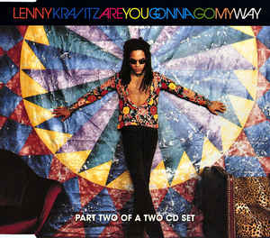 Lenny Kravitz - Are You Gonna Go My Way (studio acapella)