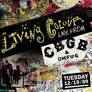 <i>Live from CBGBs</i> 2005 live album by Living Colour