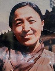 Lobsang Dolma Khangkar Tibetan physician