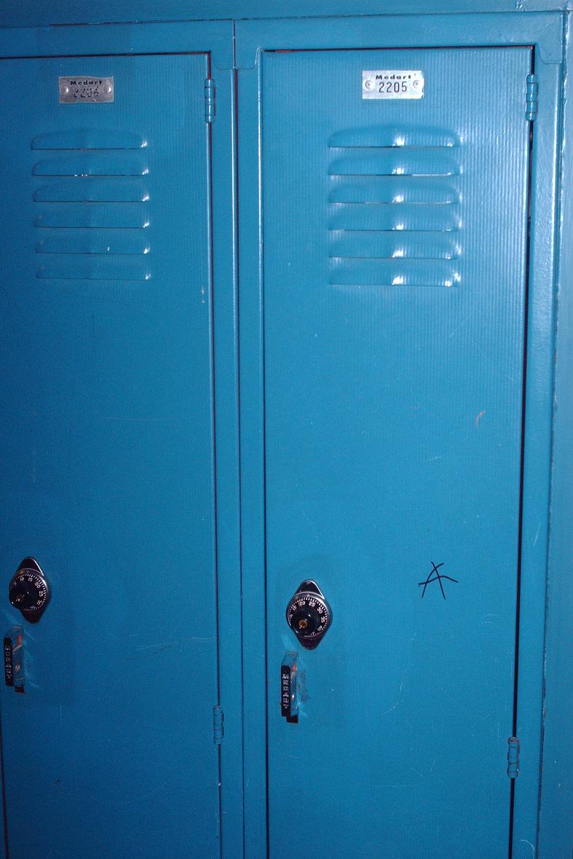 High School Locker Room Spy Cam