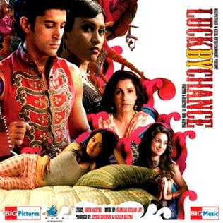 <i>Luck by Chance</i> (soundtrack) 2008 soundtrack album by Shankar-Ehsaan-Loy