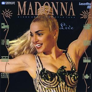 <i>Blond Ambition World Tour Live</i> 1990 video by Madonna