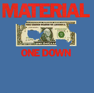 <i>One Down</i> 1982 studio album by Material