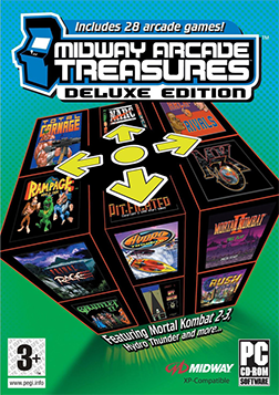 Midway Arcade Treasures Deluxe Edition - Wikipedia