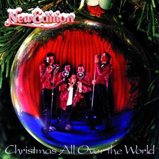 <i>Christmas All Over the World</i> 1985 EP by New Edition