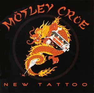 <i>New Tattoo</i> 2000 studio album by Mötley Crüe