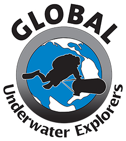 Global Underwater Explorers Recreational/technical scuba training and certification agency