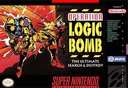 <i>Operation Logic Bomb</i> 1993 video game