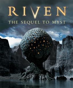 Riven cover art. Courtsey Wikipedia
