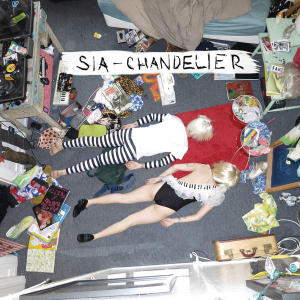 Sia — Chandelier (studio acapella)