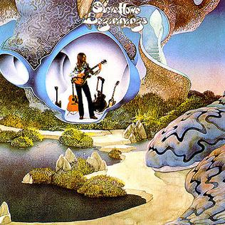 <i>Beginnings</i> (Steve Howe album) 1975 studio album by Steve Howe