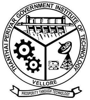 Thanthai Periyar Government Institute of Technology - Wikipedia