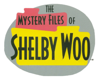 On of the shows Suzanne Collins has contributed too logo of shelby woo