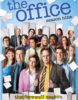 The cover art for the DVD set.