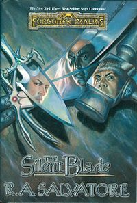 The Silent Blade (Dungeons & Dragons novel).jpg