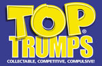<i>Top Trumps</i> card game