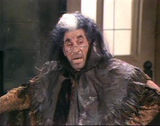 Witchsmeller Pursuivant 5th episode of the first season of Blackadder