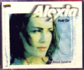 Hold On (Alexia song) 1997 song by Alexia