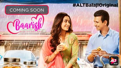 Picture of a TV show: Baarish