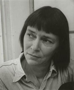Portrait of Barbara Deming
