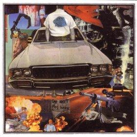 <i>Burner</i> (Odd Nosdam album) 2005 studio album by Odd Nosdam