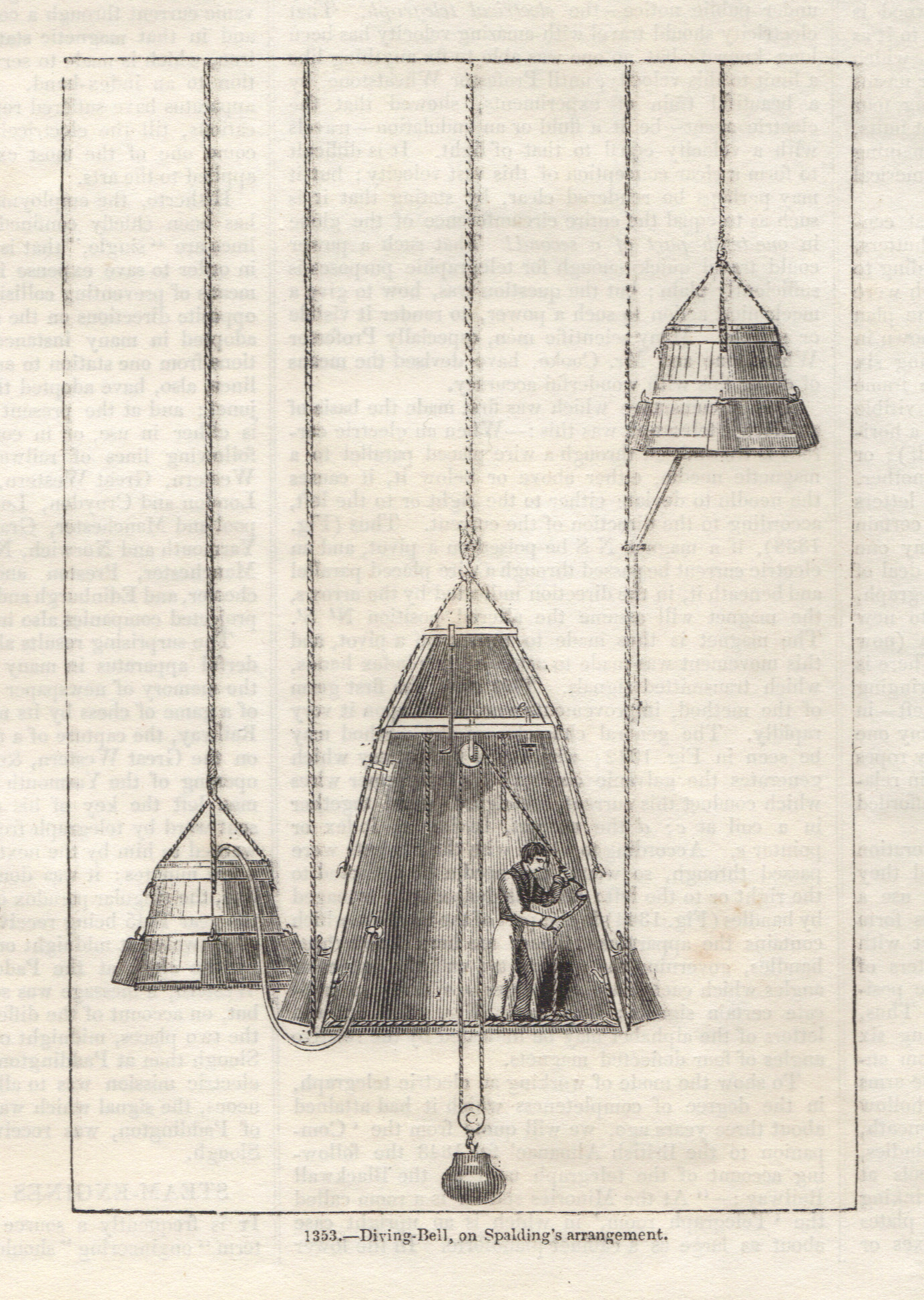 file charles spalding diving bell  the pictorial gallery of arts  london printing and publishing