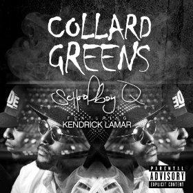 Schoolboy Q featuring Kendrick Lamar — Collard Greens (studio acapella)
