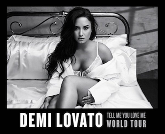 Demi Lovato Tour Europe