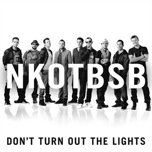 Dont Turn Out the Lights single by Backstreet Boys and New Kids on the Block