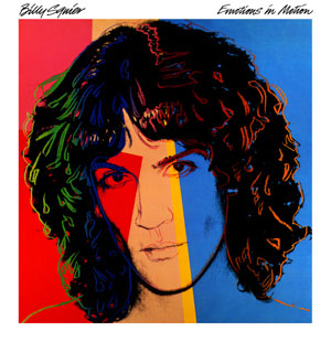 <i>Emotions in Motion</i> 1982 studio album by Billy Squier