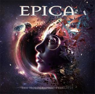 <i>The Holographic Principle</i> 2016 studio album by Epica