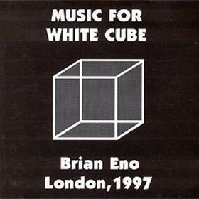 <i>Extracts from Music for White Cube, London 1997</i> 1997 studio album by Brian Eno