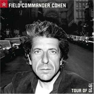 2001 live album by Leonard Cohen