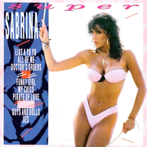 <i>Super Sabrina</i> 1988 studio album by Sabrina