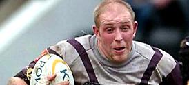 Garry Purdham English rugby league footballer & murder victim