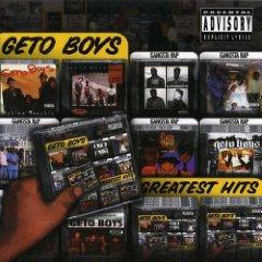 <i>Greatest Hits</i> (Geto Boys album) 2002 compilation album by Geto Boys