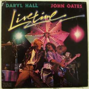 <i>Livetime</i> 1978 live album by Hall & Oates