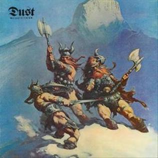 <i>Hard Attack</i> (Dust album) 1972 studio album by Dust